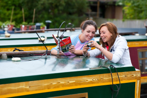Canalboat holiday and luxury narrowboats