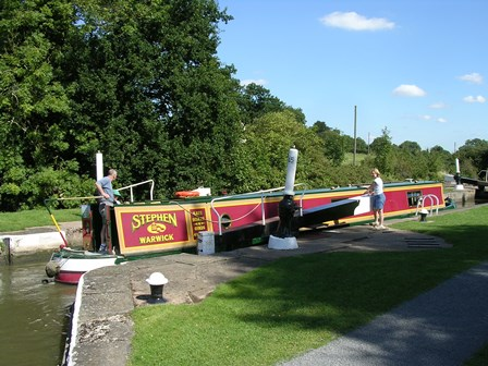 Narrowboat Holiday, Canal Holiday, Canalboat holiday